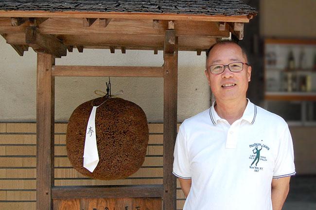 司牡丹酒造株式会社 杜氏 浅野徹さん