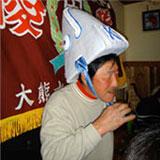 父・正道。宴会担当。果樹試験場勤務。英語まぁまぁOK!