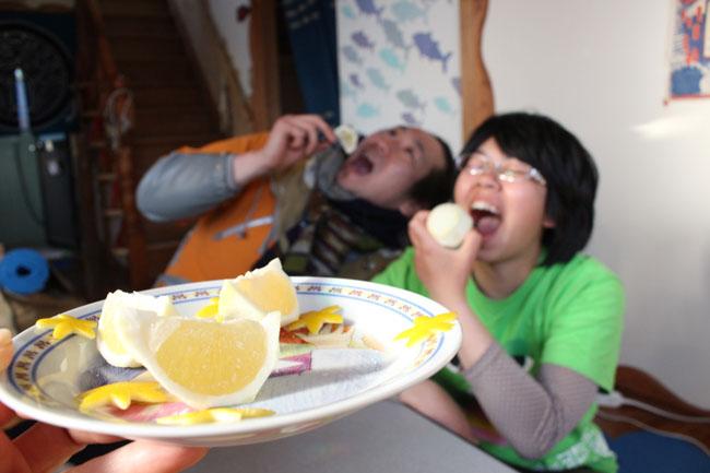 小夏の食べ方15