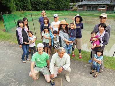 結びめ_団体の写真