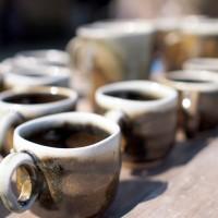 潟焼きコーヒーカップ