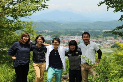 西会津町地域おこし協力隊団体写真