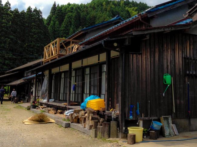 佐賀県三瀬村 農家民宿