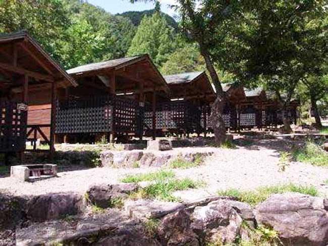 野外学習キャンプ場