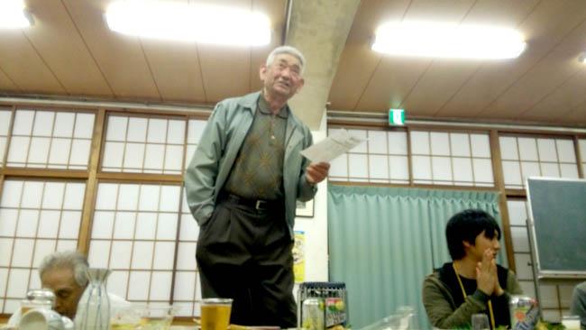 84歳の貞夫さん
