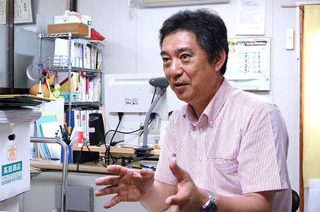 株式会社森の三角ぼうし 松本周作さん