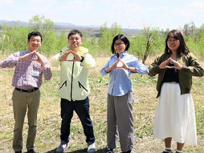 栗山町地域おこし協力隊(くりやまちょうPR隊)