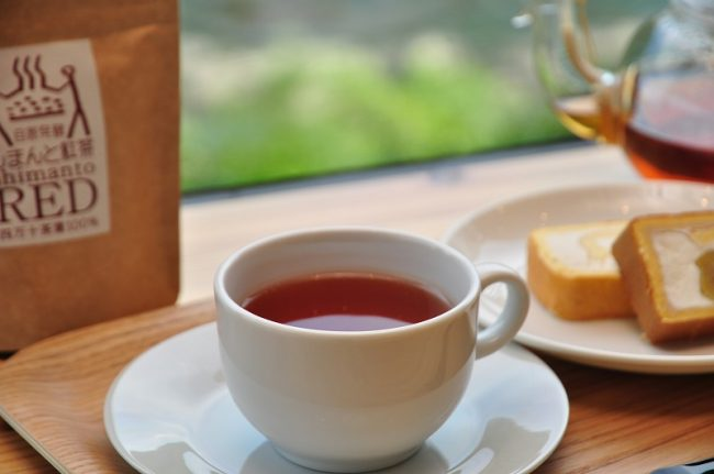 しまんと紅茶
