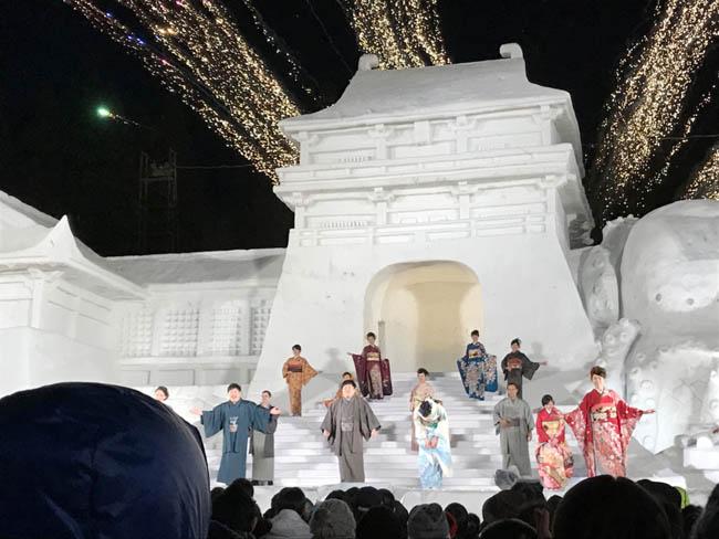 雪上カーニバル
