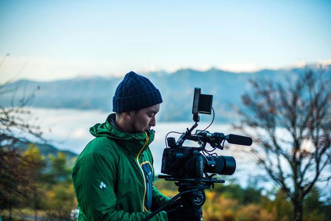 移住PR用の動画制作の事業