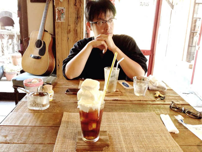 2014年5月、from東京