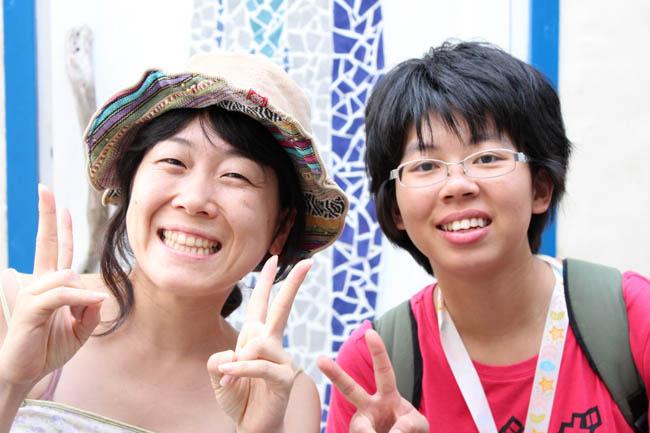 2014年8月、from台湾