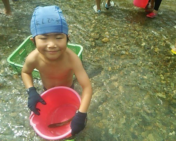 川遊びの会