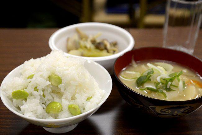 ぷりっぷりの枝豆