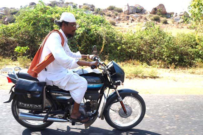 インド ハンピ2