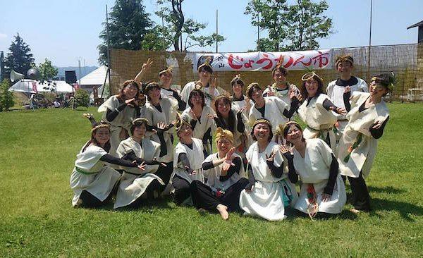縄文ダンス