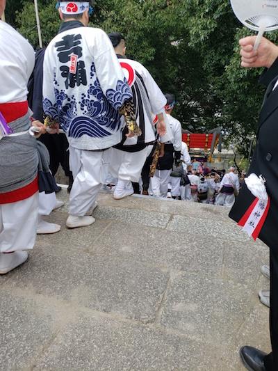 吉浦八幡神社