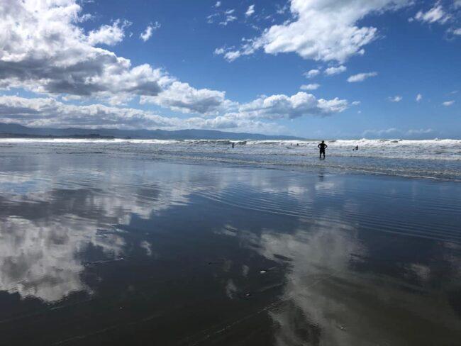ネルソンのビーチ