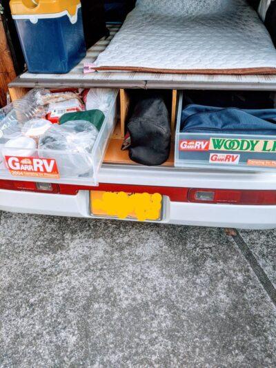 箱バンキャンピングカー2