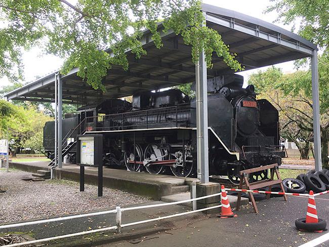 C58形蒸気機関車(C58335)